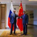 Лавров назвал общую задачу России и Китая