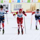 Выигравший марафон на ЧМ норвежец рассказал о пугающем поведении Большунова