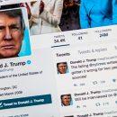 Оценено влияние твитов Трампа на курс рубля