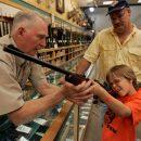 В США захотели запретить огнестрельное оружие