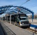 С 1 июня скоростной трамвай на Борщаговке в Киеве закроют