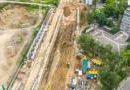 Строительство метро на Виноградарь завершат в декабре