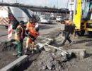 Киевлянам сообщили, как продвигается капитальный ремонт дорог