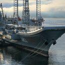 В США российский «Адмирал Кузнецов» назвали дряхлым