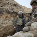 Украина сообщила о гибели своего военного в Донбассе