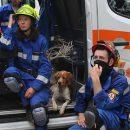 В Киеве в результате взрыва газа разрушены два дома