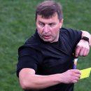 Российского судью пожизненно отстранили от работы на футбольных матчах