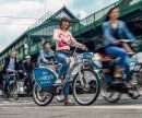 На площади Победы обустроят велодорожки и велопарковки