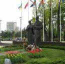 В парке «Победа» появится скульптура, посвященная погибшим участникам АТО