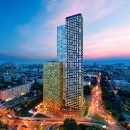 Жилой комплекс бизнес-класса «D1» в центре Москвы