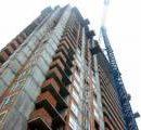 За год сократились объемы строительства жилья в Киеве