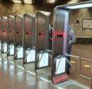 На станции метро «Позняки» не работает один из вестибюлей