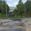«Киевтеплоэнерго» объяснило, почему второй год подряд появился провал у Ocean Plaza