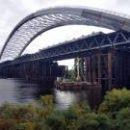Киевлянам сообщили, как будут проходить левобережные подходы к Подольско-Воскресенскому мосту