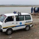 На берегах священной реки в Индии обнаружили сотни захоронений
