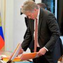 В Кремле прокомментировали задержание россиянки в Минске