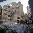 Израиль назвал цель удара по зданию с офисами СМИ в Газе