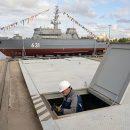 Путин потребовал в срок завершить строительство 20 военных кораблей