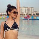 18-летняя российская фигуристка восхитила фанатов фигурой в купальнике