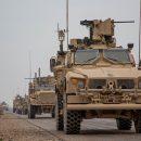 Российские военные сообщили о перемещении техники коалиции США в Сирии