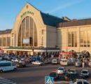 Возле столичного Центрального вокзала решат проблему хаотичной парковки