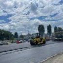 В Киеве ремонтируют дороги круглосуточно (новые фото со строительства)