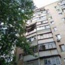 Части балкона, который обрушились в многоэтажке в Киеве, демонтировали (фото)