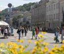 Улицу Сагайдачного на Подоле собираются открыть для проезда автомобилей