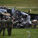 Очевидица описала первые минуты после крушения самолета в Кемеровской области