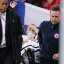 Стало известно о состоянии потерявшего сознание во время матча игрока Дании