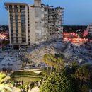 Десятки человек оказались под завалами после крушения жилого дома в США
