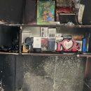 Квартира в российском городе сгорела из-за взорвавшегося дезодоранта