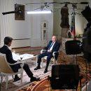 Американские журналисты провели две недели на карантине перед интервью с Путиным