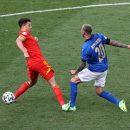 Италия выиграла третий матч на Евро подряд
