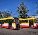 В Киеве обустроят маршрут трамвая, который соединит железнодорожный вокзал и Дворец спорта