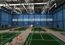 На Ледовом стадионе в Киеве построят крытый бадминтонный комплекс