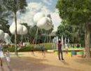 В Борисполе реконструируют парк