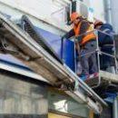 В Киеве демонтировали почти 13 тысяч рекламных конструкций