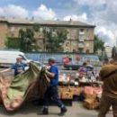 В Киеве демонтируют заборы у водоемов и штрафуют за нескошенную траву