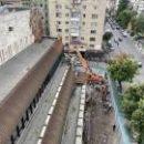 Событие дня: протесты на месте демонтажа здания «Цветы Украины»