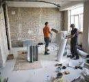 Киевлянам показали, как ремонтируют Киевский городской центр нефрологии и диализа (фото)