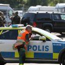 В Швеции отпустили захваченных в заложники охранников тюрьмы