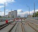 Служащих «Киевпастранса» подозревают в растрате 13 млн грн на реконструкции трамвайной линии