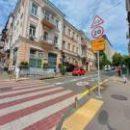В Киеве появилась еще одна улица с общим движением транспорта и велосипедов