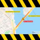На Гаванском мосту ограничат движение