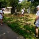 В парках Киева уничтожают амброзию (видео)