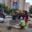 В Киеве убрали 130 локаций незаконной торговли