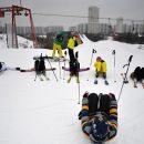 В Москве откроют новые горнолыжные трассы