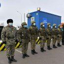 В Казахстане «усилили бдительность» армии из-за талибов