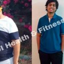 110-килограммовый студент похудел на 25 килограммов и раскрыл секрет успеха